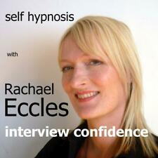 Interview Confidence, Calm Anxiety Feel Confident Hypnotherapy Self Hypnosis CD