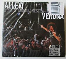 # ALLEVI - & ALL STARS ORCHESTRA - VERONA - CD + DVD  NUOVO SIGILLATO