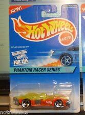 1997 HOT WHEELS PHANTOM RACER SERIES No. 4/4 - ROAD ROCKET #532