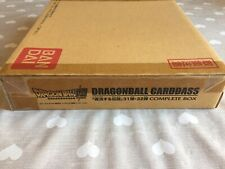 Dragon Ball Carddass Revival PART 31 32 Complete Box BRAND NEW SEALED SCELLÉE