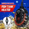 Submersible Aquarium Fish Tank Heater Pond Thermostat Gauge LED 25-300W