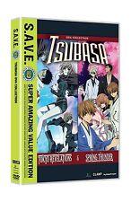 Tsubasa: OVA Collection (Tokyo Revelations / Spring Thunder) Free Shipping