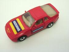 "Matchbox RARE preproduction MB71 Porsche 944 Turbo, red ""Duckhams"""