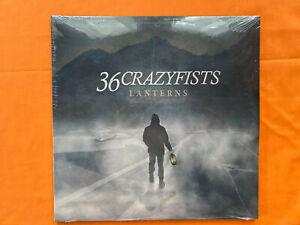 36 Crazyfists - Lanterns ... Yellow Vinyl Double LP Album (New & Sealed)