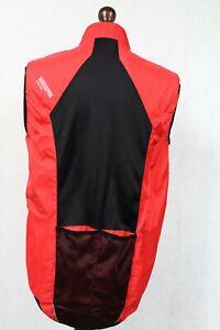 GORE Bike Wear Windstopper Rad Trikot Fahrrad Shirt Weste Jacke Gr. XL