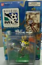 Bandai Official MLS Soccer Doctor Khumalo Figure Upper Deck Card Free Shipping