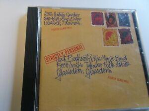 CAPTAIN BEEFHEART,STRICKLY PERSONAL,CD ALBUM,