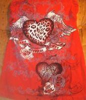 Junior women's Size Large Camisole Live Dream & Love by Self Esteem