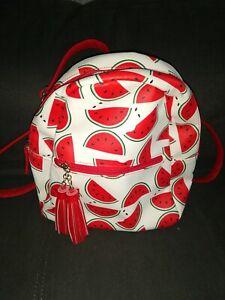 Deb & Dave Watermelon Backpack/Purse