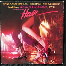 Eveline Champagne King, Vicky Sue Robinson, Revelation - HAIR Disco Spectacular
