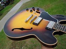 2013 Gibson ES-335 Lefty Left Handed 3 Tone Sunburst '57 Classic PAF's 355 347
