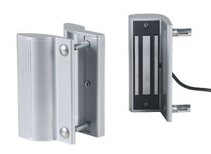 Locinox Electro-magnetic Lock With Handles 200 Kg Pulling Force