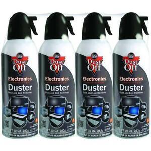 Dust-Off DPSXL4A Disposable Dusters (4 pk)