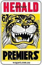 Richmond Tigers 1960s AFL & Australian Rules Football Memorabilia