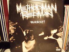 METHOD MAN & REDMAN - BLACKOUT! (VINYL 2LP)  1999!!!  LL COOL J + GHOSTFACE!!!