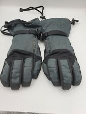 Dakine Dry Men's Scout Gloves, Medium 8.5, Gray