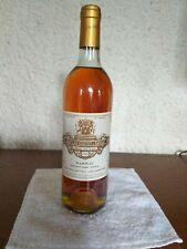 CHATEAU COUTET 1er Cru Barsac Sauternes 1985
