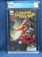 Amazing Spider-Man #41 Vol 5 Comic Book - CGC 9.8 - Spider-Woman Variant