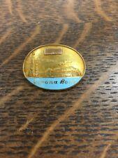Vintage Corona  Bowl Bowling 🎳 Pin Badge