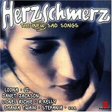 Herzschmerz-The new sad Songs (36 tracks, 1999) Loona, U2, Janet Jackso.. [2 CD]
