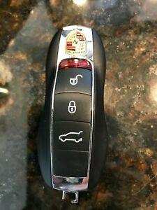 PORSCHE CAYENNE Smart Key Keyless Entry Remote Fob OEM