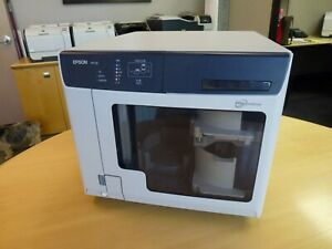 Epson High-Quality CD/DVD/Blu-Ray Discproducer PP-50 Printing And Publishing