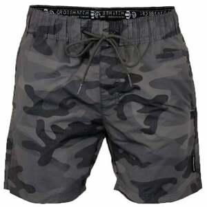 New Crosshatch Mens Designer Army Camo Swimming Trunks Beach Summer Shorts BNWT