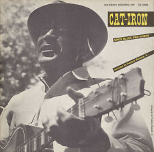 Cat Iron - Cat-Iron Sings Blues and Hymns [New CD]