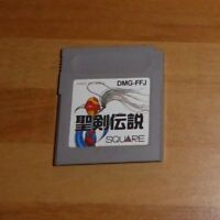 JEU NITENDO GAME BOY GB JAPANESE VERSION Final Fantasy Gaiden. DMG-FFJ JAPAN