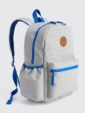 BNEW Kids Gap Logo Senior Backpack Bag, grey