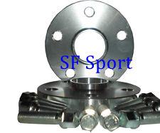 2 SEPARADORES doble Centraje 13mm 5X112-57,1 SEAT/SKODA/VW/AUDI con tornillos