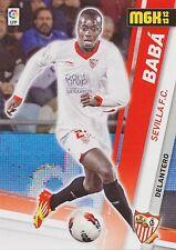 N°306 BABA # SENEGAL SEVILLA.FC OFFICIAL TRADING CARD MGK PANINI LIGA 2013