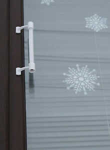 Outdoor thermometer for wall and window, no mercury, garden, house, greenhouse