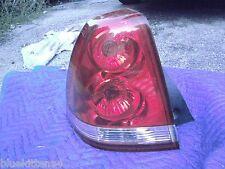 2004 2005 CHEVROLET MALIBU MAX LEFT TAILLIGHT USED OEM