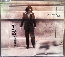 Michael Hutchence (INXS) - A Straight line Collectable Promo CD Single (CD)
