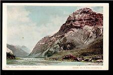 1902 Mt.Steven Hotel Field B.C.Canada mountains postcard