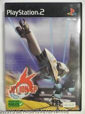COMPLET jeu JET ION GP sur playstation 2 sony PS2 game spiel course race espace
