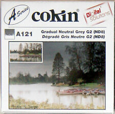 Genuine New Cokin A Series Graduated Grey Filter A121 Also Fits Kood A Series