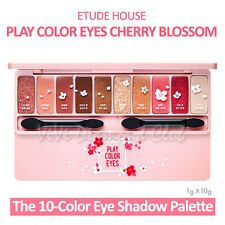 Etude House Play Color Eyes CHERRY BLOSSOM Eyeshadow Palette Limited *US SELLER*