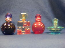 Britney Spears 4 Items: Fragrance Collection Eau De Parfum Spray .5 oz each
