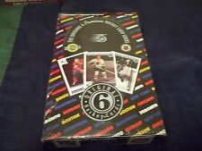 1992 Ultimate Original 6 Factory Sealed Box of 36 packs - Bobby Hull