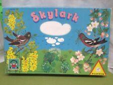 SKYLARK matching board-game Piatnik kids 1988 colored birds Discovery Toys OG