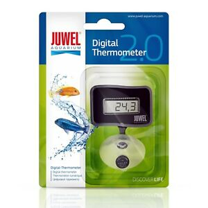 Juwel Digital 2.0 Aquarium Tropical Fish Tank Thermometer Accurate