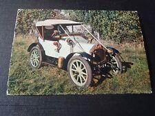 CPSM Voiture Les Automobiles de la belle époque Zebre 908 Voiturette 2 places ..