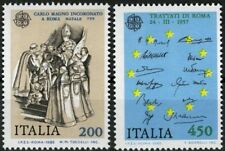 "Italy-1982 Europa Cept ""Historic Events"" Mi:1798-9 MNH**"