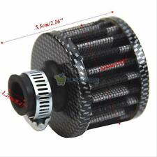 12mm Compressor Replacement Carbon Air Intake Filter Valve Cleaner for Car Motor