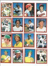 1982 O-Pee-Chee Baseball Sticker Jim Spencer #223 Oakland Athletics *MINT*