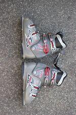 Nordica ONE W  Downhill Ski Boots White -- MONDO 26.5 /   US 9.5 Women's