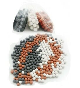 TR SPA Mineral Balls Water Filter Refill Stones Beads for SPA Anion Shower Head