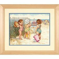 Dimensions - Counted Cross Stitch Kit - Beach Babies - D35216